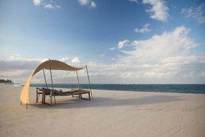 strand bij resort - Ras Kutani - Ras Kutani - Tanzania