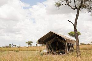 exterior - Serengeti Kati Kati - Tanzania