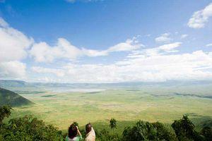 Uitzichtspunt - Tloma Lodge - Tanzania