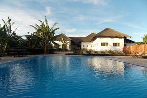Farmhouse Valley zwembad - Armera River Lodge - Tanzania