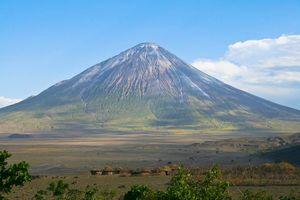 Ol Doinyo Lengai Vulkaan - Tanzania