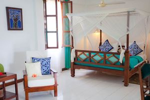 Flame Tree Cottages, Standaard kamer - Zanzibar - Tanzania