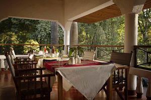restaurant van Ilboru Safari Lodge - Ilboru Safari Lodge - Tanzania - foto: Ilboru Safari Lodge