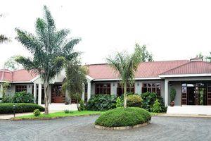voorzijde van Planet Lodge - Planet Lodge - Tanzania