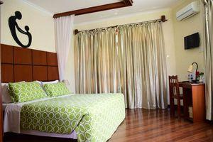interieur slaapkamer van Planet Lodge - Planet Lodge - Tanzania