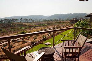 uitzcht vanaf Kitela Lodge - Kitela Lodge - Tanzania