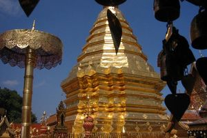 doi suthep - Chiang Mai - Thailand