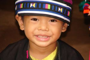 jongetje - Chiang Mai - Thailand