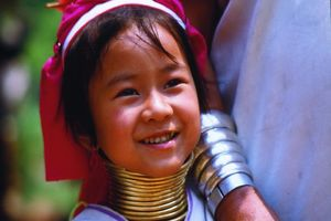 longneck - Mae Hong Son - Thailand