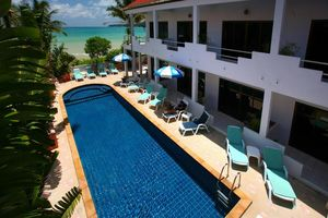 zwembad - Kamala Dreams - Phuket - Thailand