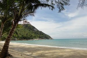uitzicht - Haad Khuad Resort - Koh Pha-Ngan - Thailand