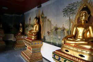 Boeddha's Doi Suthep