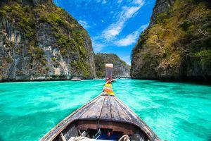 The beach Koh Phi Phi - Thailand