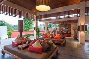 Receptie van het Dewa Phuket Resort op Phuket - Dewa Phuket Resort - Thailand - foto: Dewa Phuket Resort