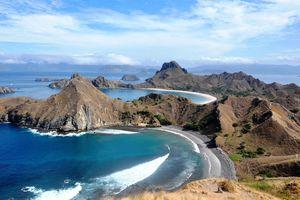 Uitzicht bij Lubuan Bajo op Flores - pixabay Rina Agtiana