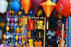 lantaarns - Hoi An - Vietnam