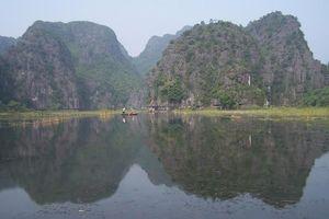 landschap Ninh Binh