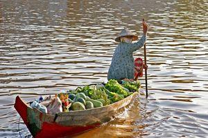 boot mekong delta - Mekong Delta - Vietnam