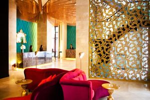 lobby - Hotel de l'opera - Vietnam