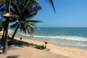 strand bij Phan Thiet