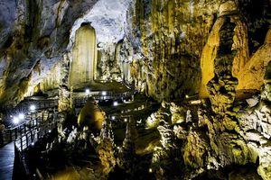 druipsteengrot Phong Nha Cave