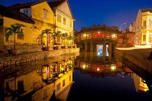 japanse brug - Hoi An - Vietnam