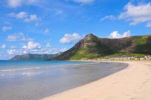 Strand en berg, Vietnam - Vietnam