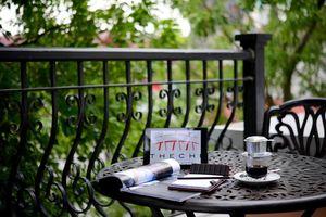 - foto: The Chi Boutique Hotel
