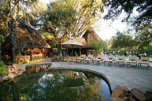 zwembad - Maramba River Lodge - Livingstone - Zambia