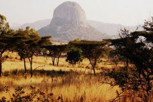 Rupurara Rock - Eastern Highlands - Zimbabwe