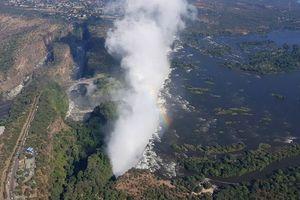 boven Victoria Falls - Victoria Falls - Zimbabwe