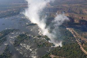 bovenVictoria Falls (2) - Victoria Falls - Zimbabwe