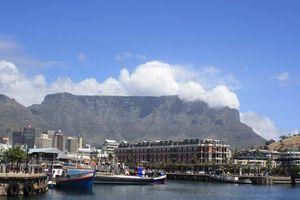 waterfront - Kaapstad - Zuid-Afrika