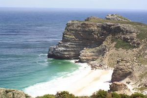 Cape point - Cape of Good hope reserve - Zuid-Afrika