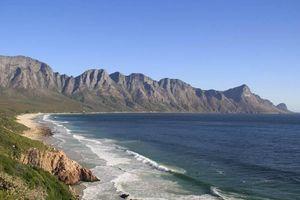 Onderweg naar Pringle Bay - Pringle Bay - Zuid-Afrika