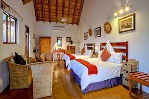 Hotelkamer van Rissington Inn - Rissington Inn - Zuid-Afrika