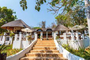 Entree van Rissington Inn - Rissington Inn - Zuid-Afrika