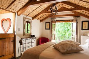 Babette Bed and Breakfast kamer honeymoon suite - Babette Bed and Breakfast - Zuid-Afrika