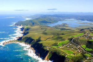 Knysna, Westkaap - Knysna - Zuid-Afrika