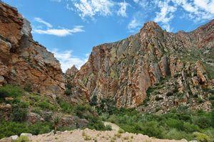 Swartberg Pass - Zuid-Afrika