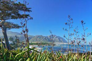 Uitzicht over Hermanus - Hermanus - Zuid-Afrika
