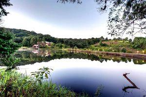 uitzicht op Bramasole Guesthouse - Bramasole Guesthouse - Zuid-Afrika