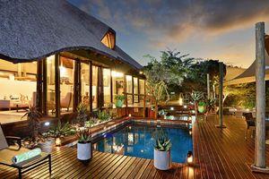 zwembad Bayethe Tented Lodge - Bayethe Tented Lodge - Zuid-Afrika