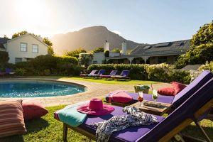 zwembad Le Quartier Francais - Le Quartier Francais - Zuid-Afrika