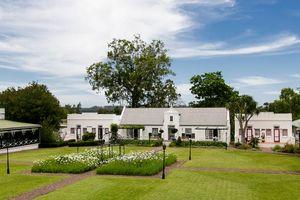landelijk aanzicht accommodatie - Tsitsikamma Village Inn - Zuid-Afrika