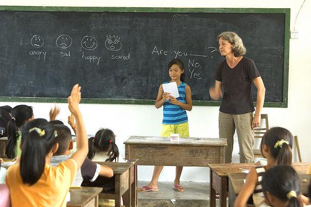 vrijwilliger Vet Program - Yangshuo - China