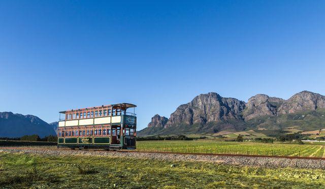 Franschhoek Wine Tram - Franschhoek - Zuid-Afrika