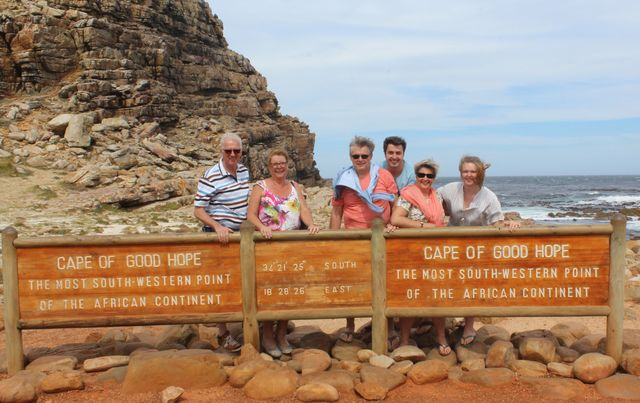 Kaap de Goede Hoop - Kaapstad - Zuid-Afrika