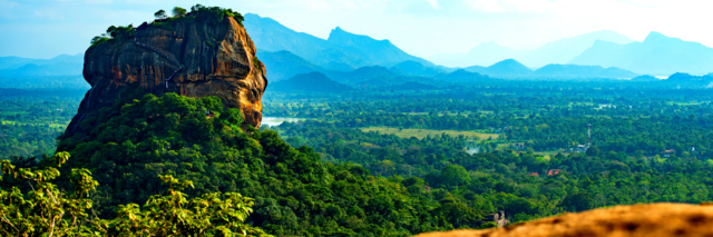 Lion Rock - Pidurangala - Sri Lanka