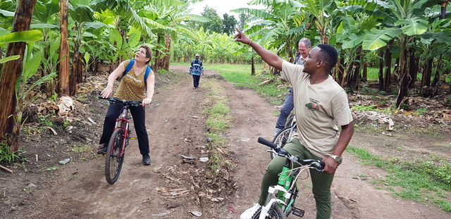 Mto wa Mbu Cultural Tourism - fietsen - Ngorongoro Highlands - Tanzania